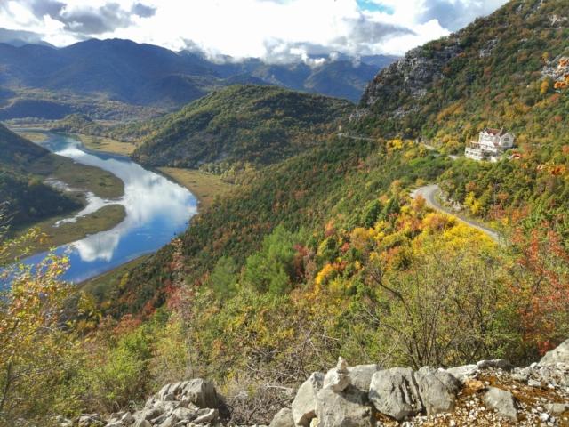 дорога у реки Црноевича