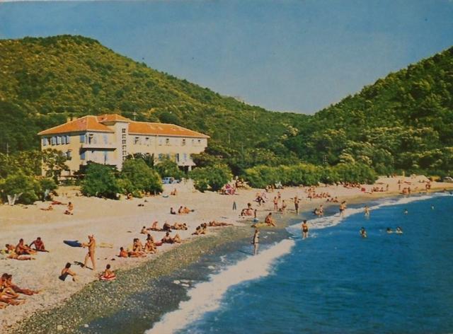 пляж Лучице Петровац