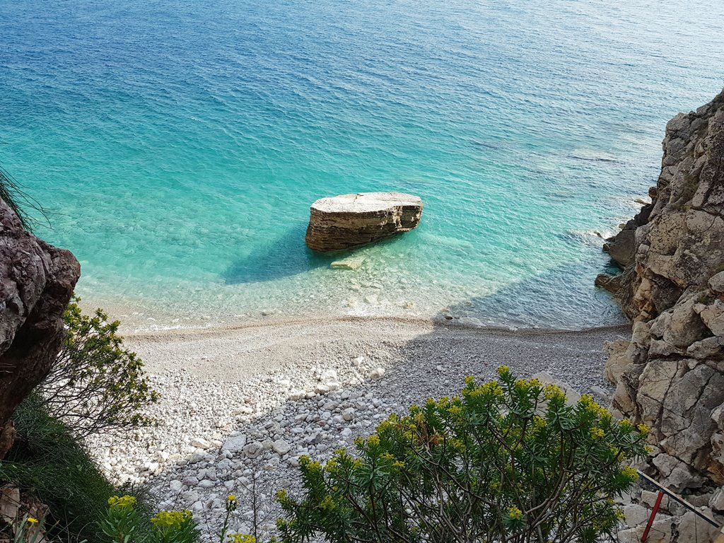 пляжи Черногории Петровац