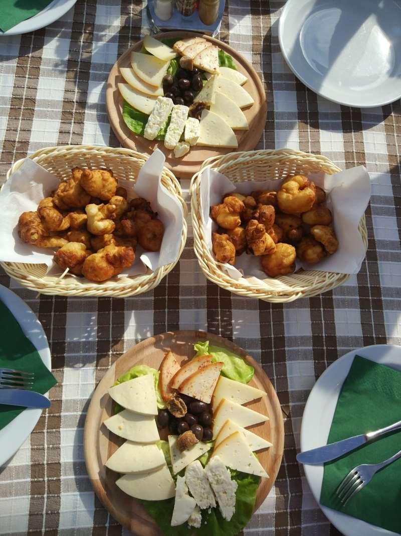 черногорский завтрак