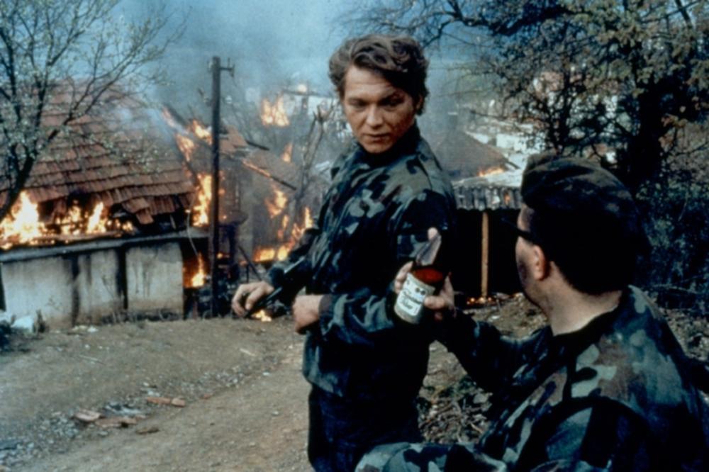 фильм о войне в Югославии