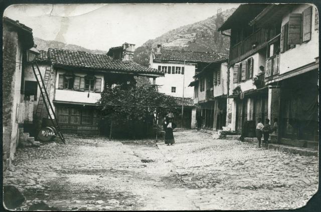 старые фото Черногории, река Црноевича