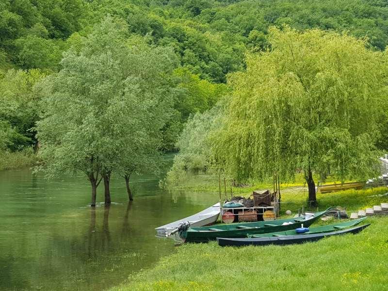 что посмотреть на Скадарском озере Черногория