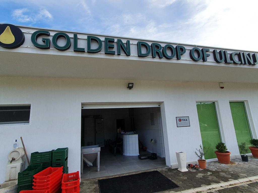 производство = оливковое масло Golden Drop