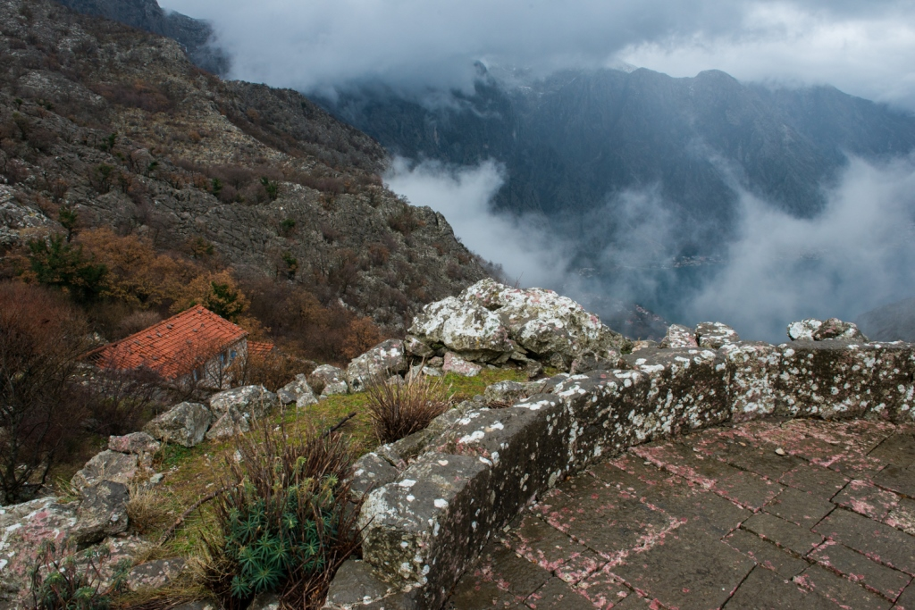 архитектура Черногории