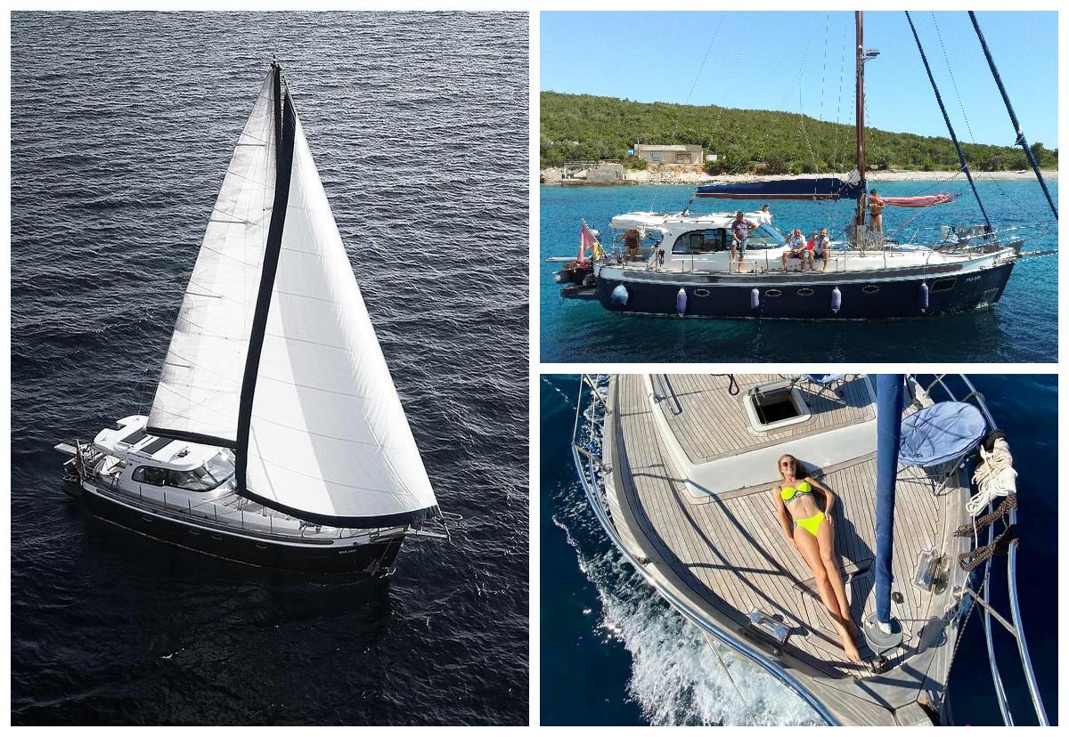 стоимость аренды яхты в черногории тиват