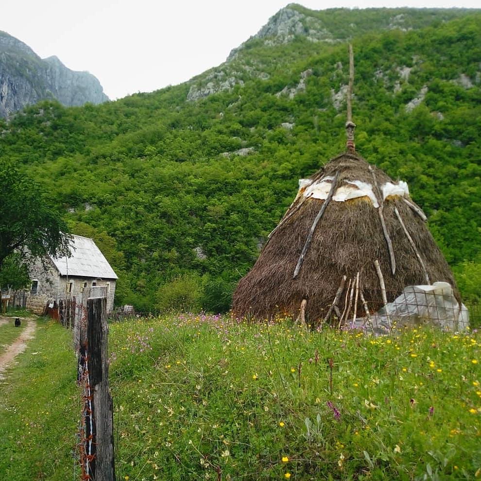 деревня Меджуречье