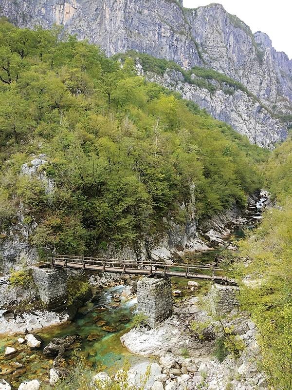 мост на реке Мртвица