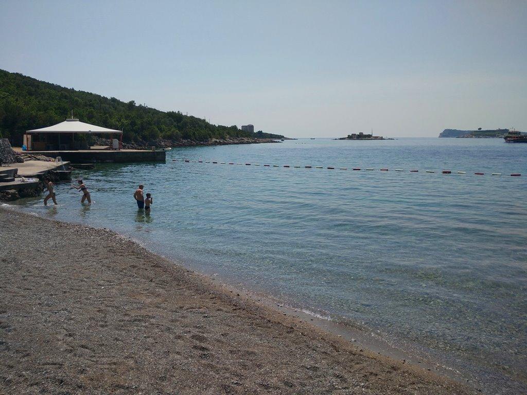 пляж луштица черногория