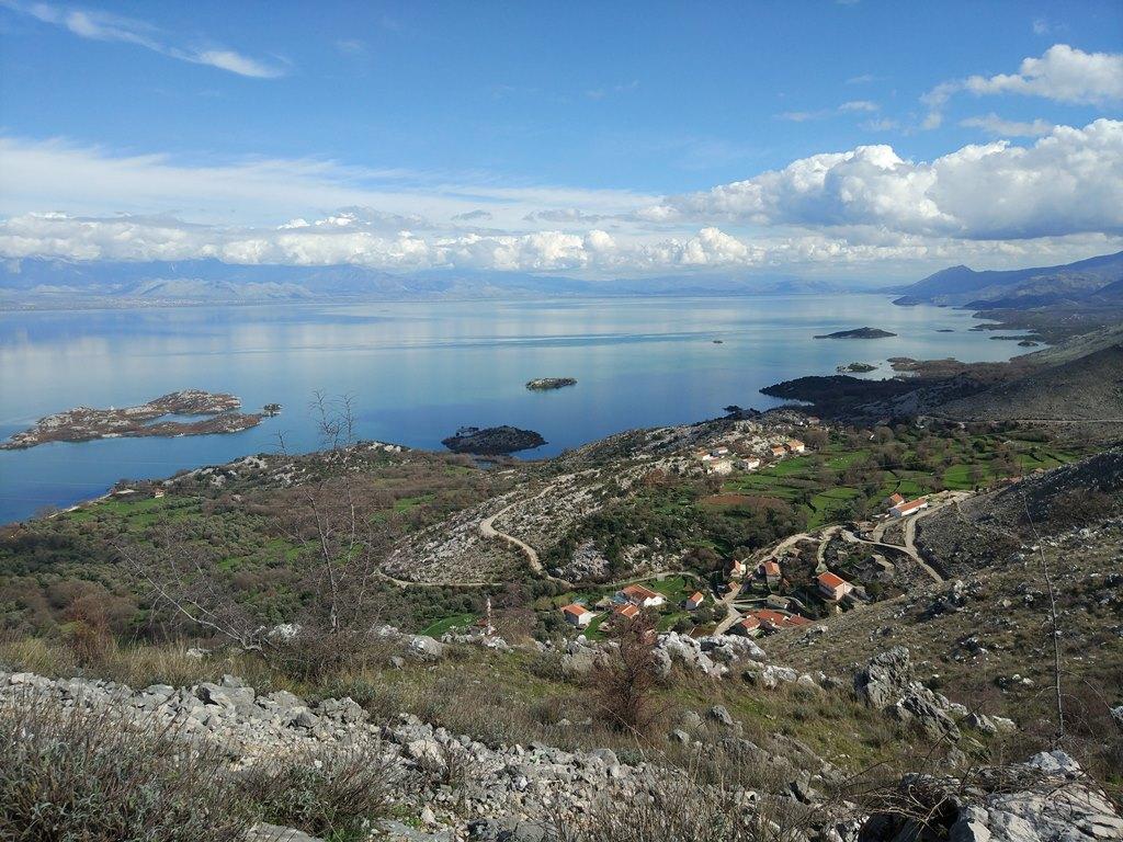Скадарское озеро - маршрут на авто
