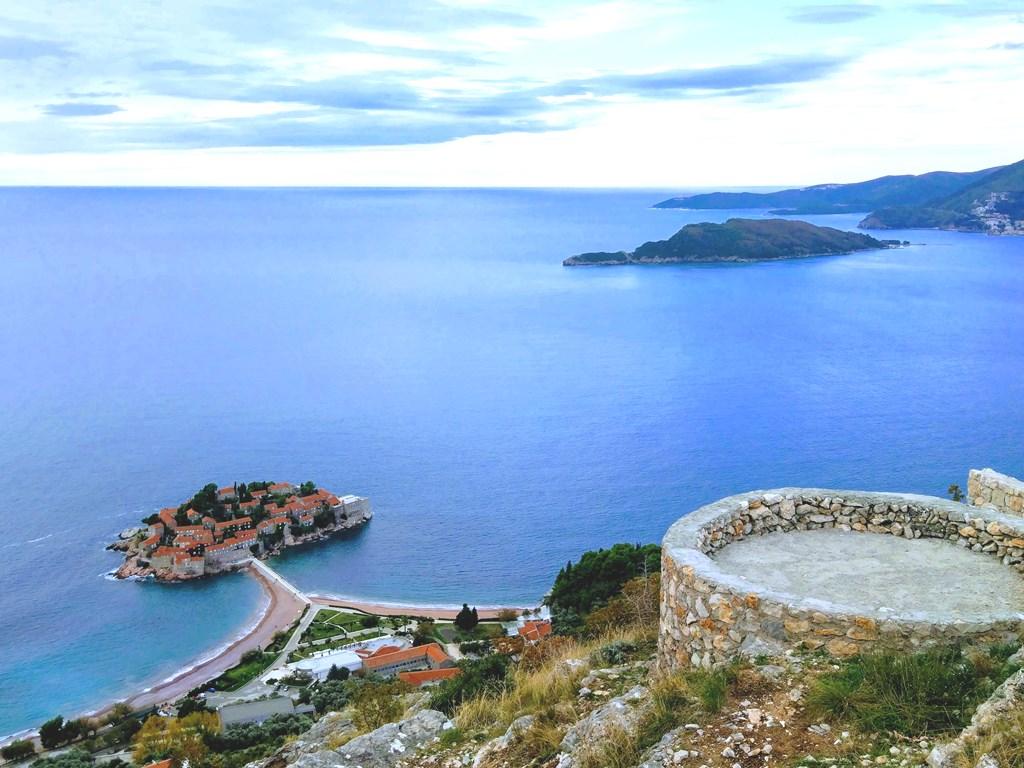 святой стефан черногория
