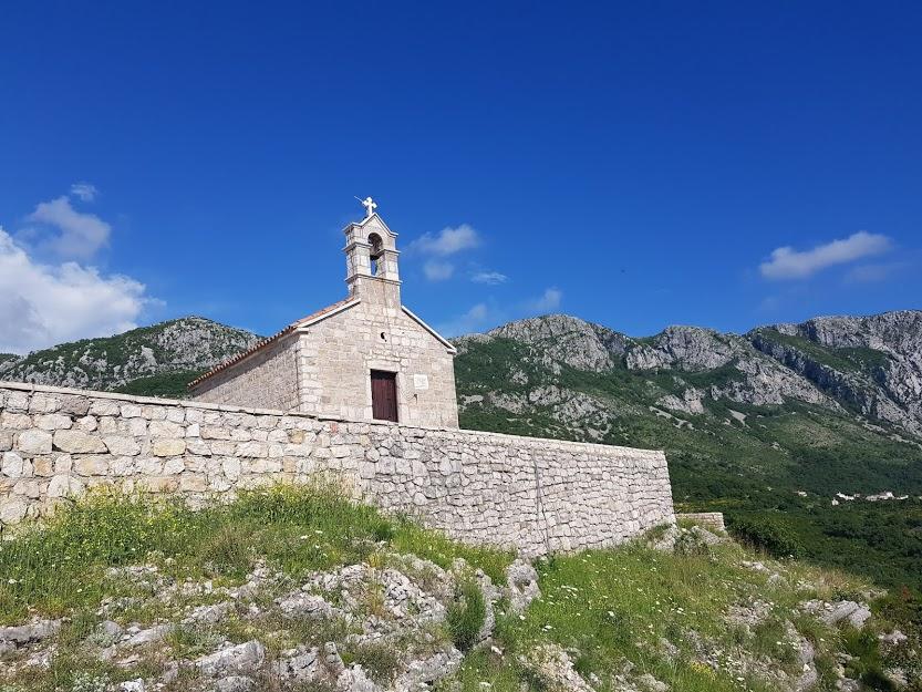 церковь святого саввы черногория
