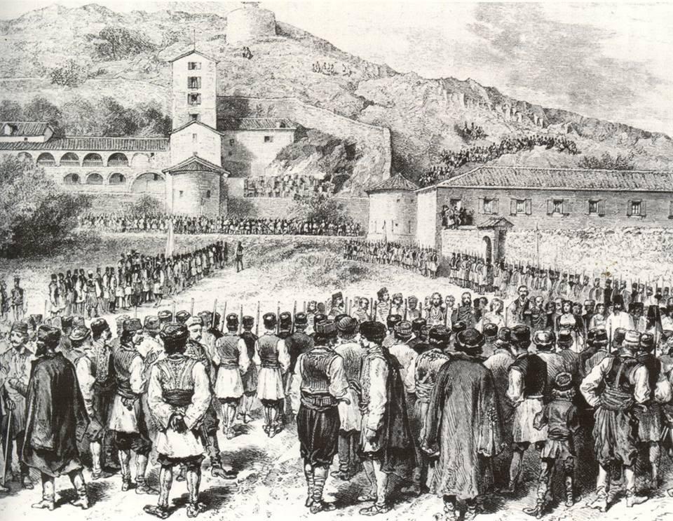 цетинье черногория монастырь