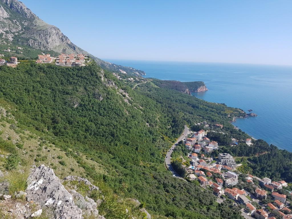 черногория панорама
