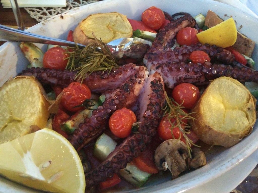 черногория будва еда