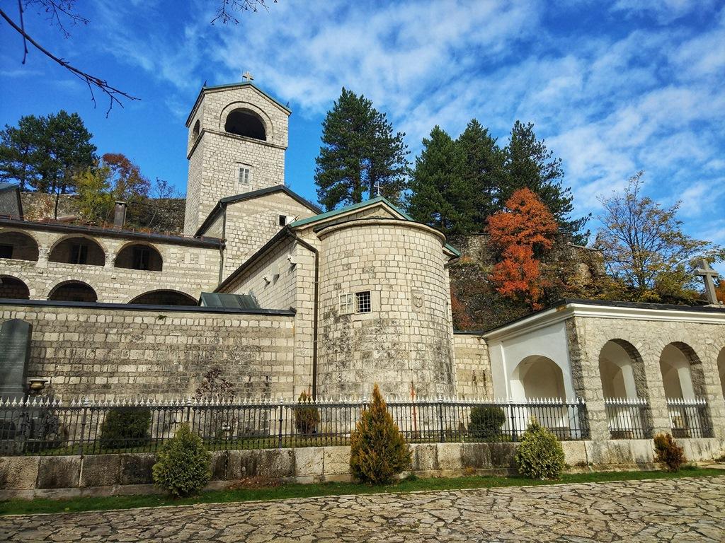 цетинье черногория фото