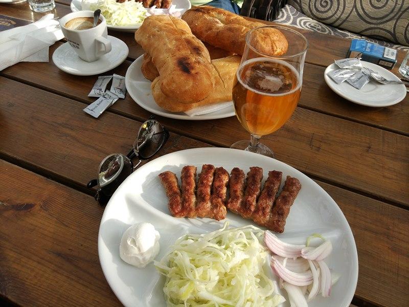 рестораны Бара Черногория