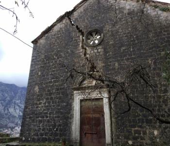Стара Жупна црква Прчань