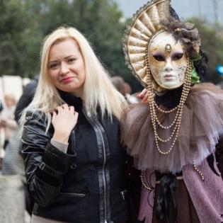 Котор карнавал в феврале