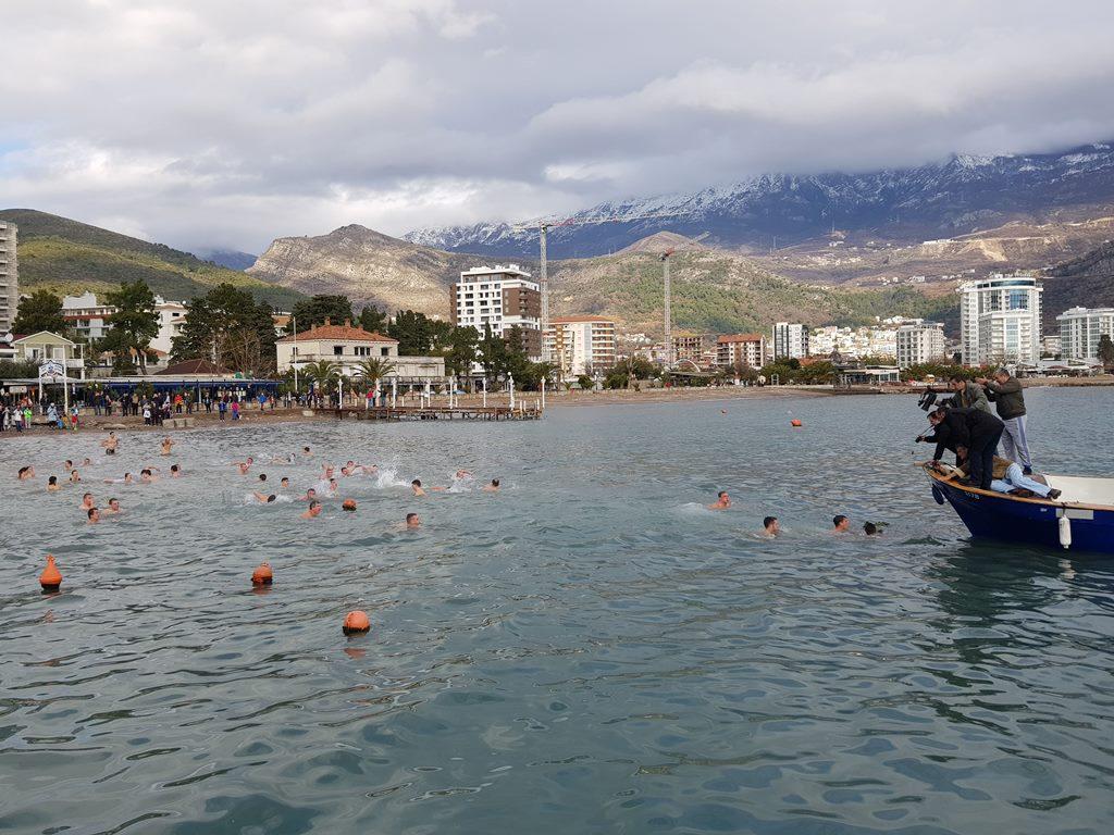 праздник Крщение в Черногории