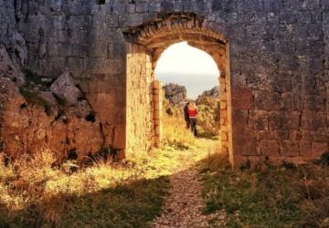 крепость Хай-Нехай в Черногории