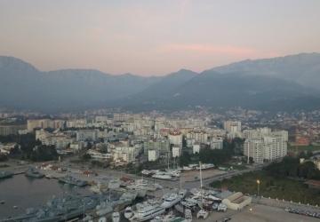 город Бар, Черногория