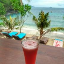 пляж Голубая лагуна Бали