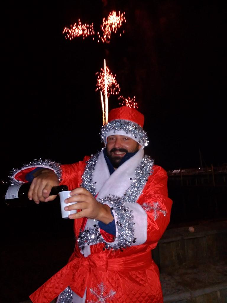 Новый год в Будве 2018