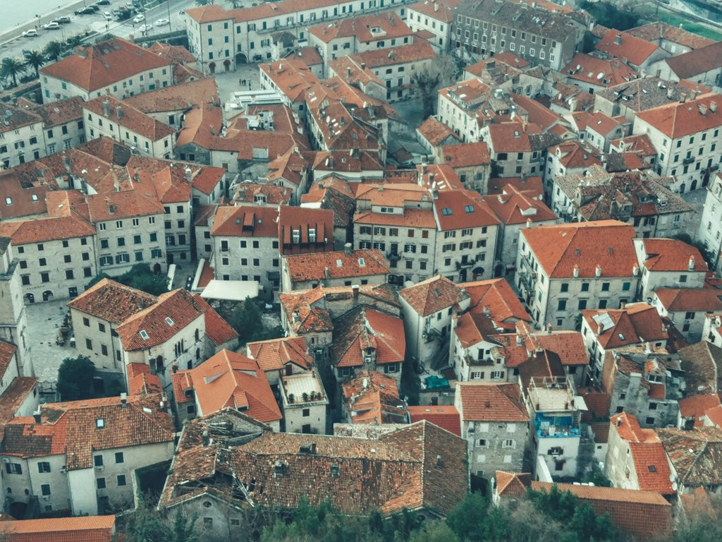 старый котор черногория