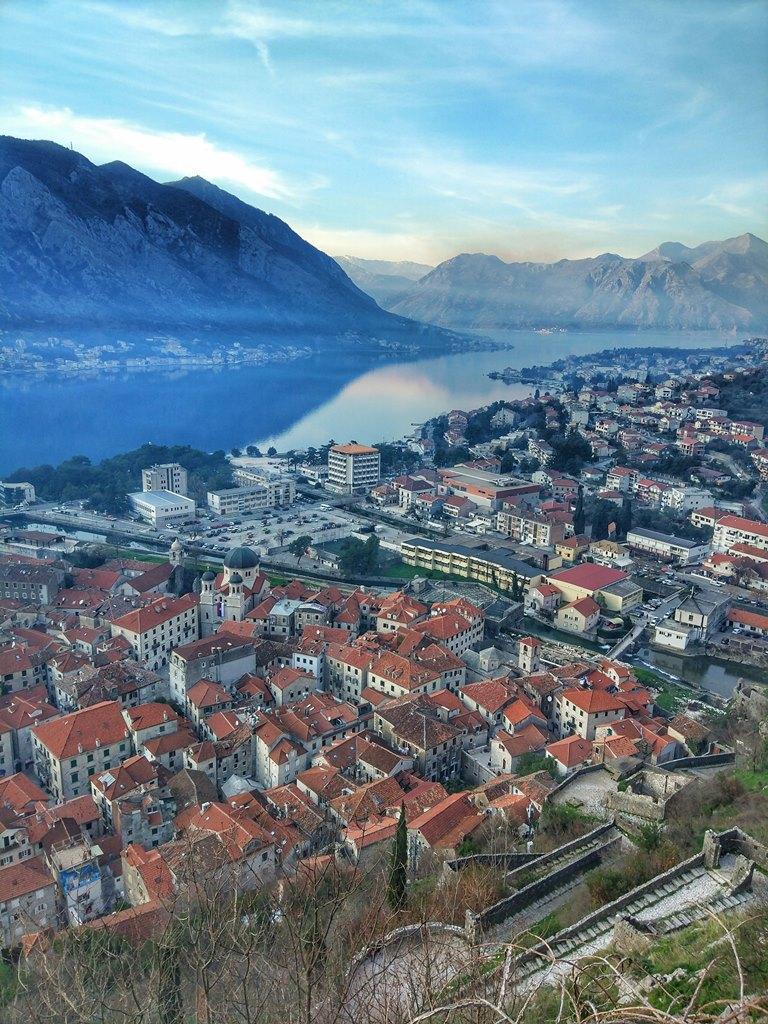 отдых в черногории котор