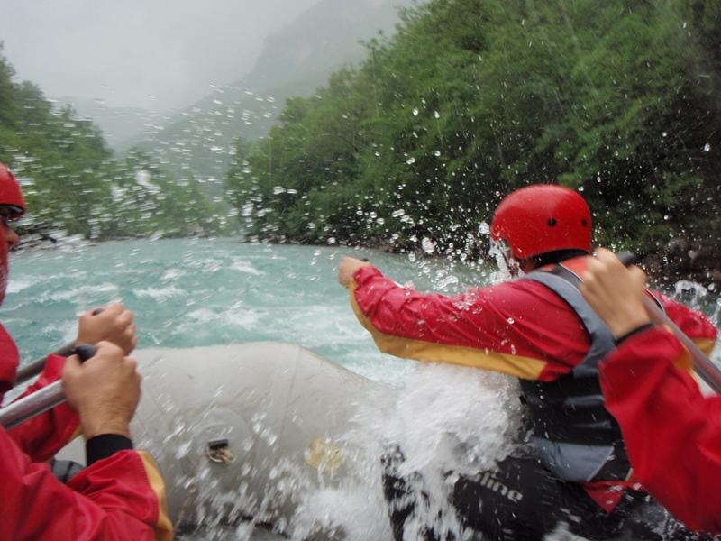 Рафтинг на Таре в Черногории