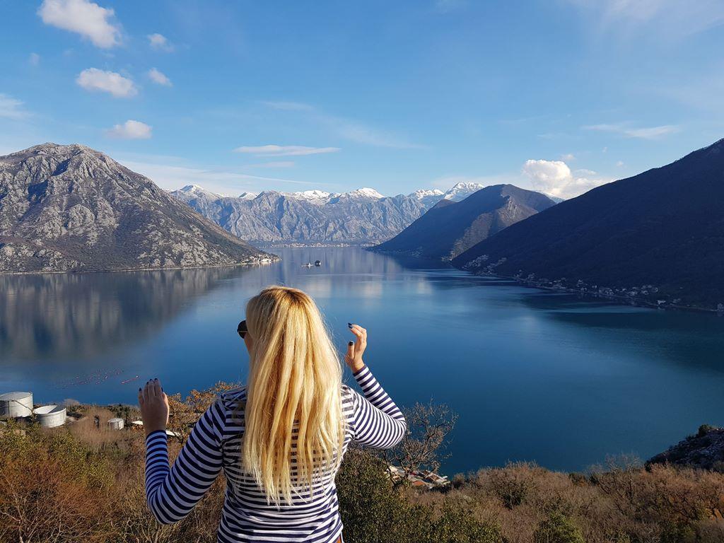 отдых в Черногории в январе