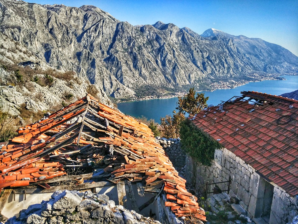 треккинг +в черногории маршруты