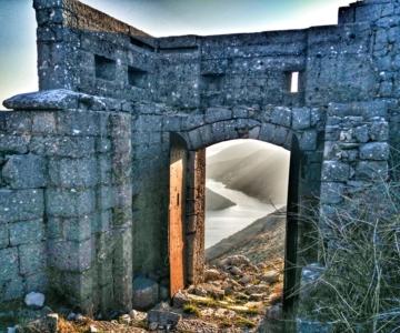 крепость Святого Андрия над Перастом