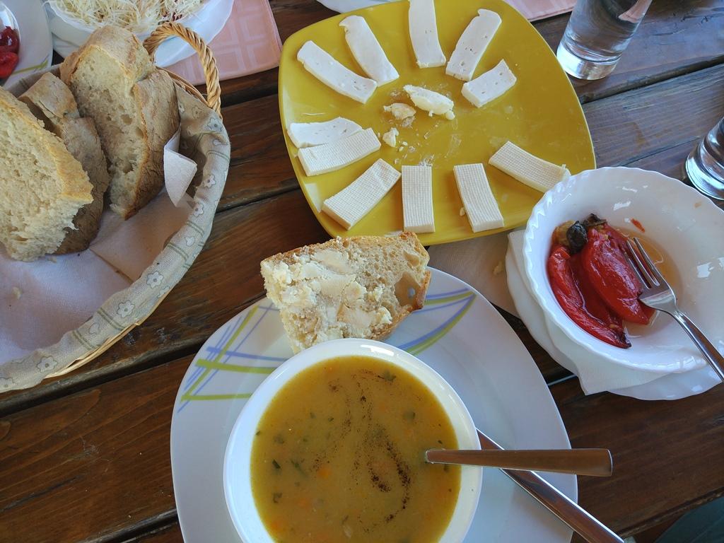 национальная кухня в Черногории