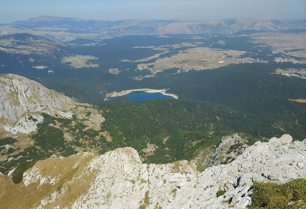 Черное озеро, нацпарк Дурмитор, Жабляк