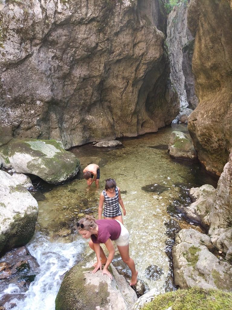 каньон невидио в черногории на карте как проехать