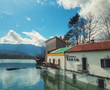 что посмотреть на Скадарском озере