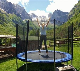 Проклетие Черногория отдых в горах