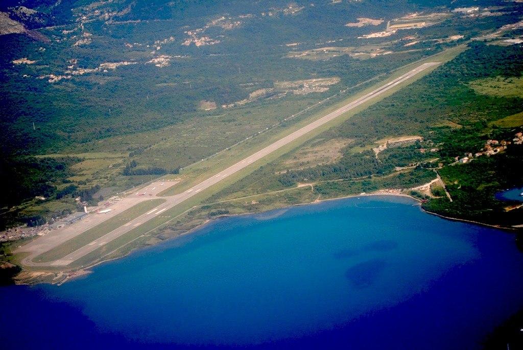 Тиват аэропорт