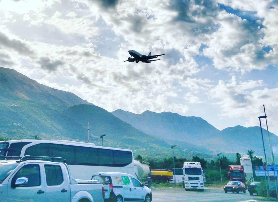 аэропорт Тиват трансфер