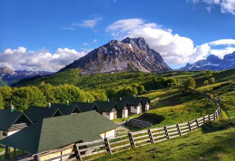отдых в горах Черногории