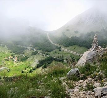национальный парк ловчен черногория