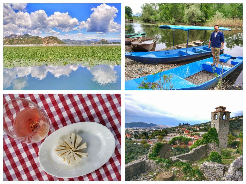 индивидуальная экскурсия по Скадарскому озеру