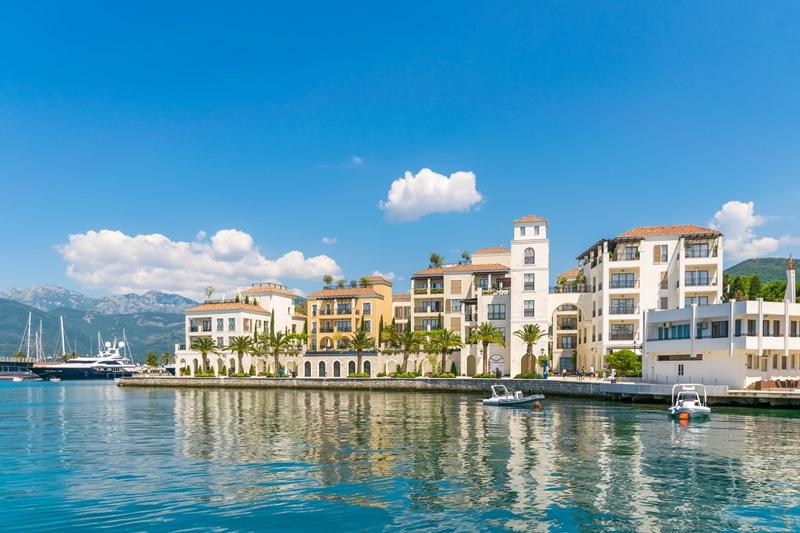 погода и температура воды в Черногории