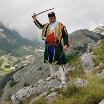 костюм черногорца
