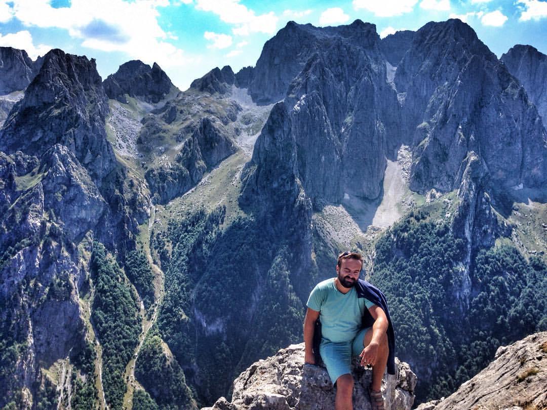 треккинг в Черногории, горы Проклетие