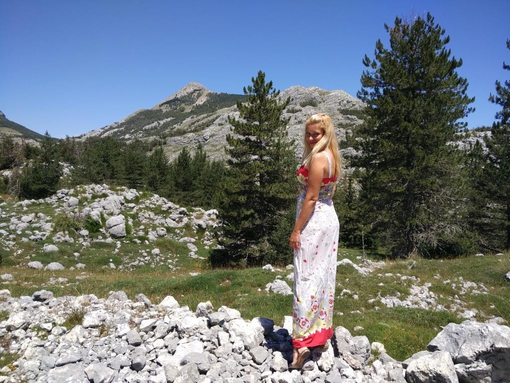 Ловчен Черногория