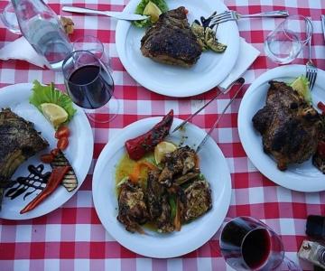 рестораны в Тиране