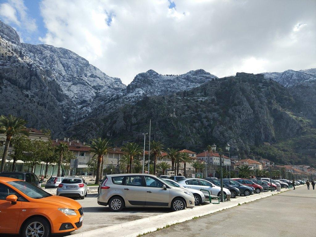 Черногория в феврале погода, фото